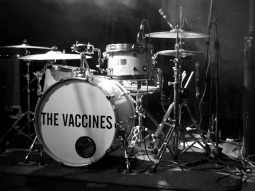 The Vaccines delighted with Brit Award nomination