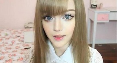 410x222 dakota rose the real life barbie doll 8362 Dakota Rose Kimdir? Barbie Bebek Resimleri