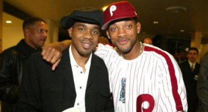 "A ""source"" has claimed that Will Smith and Duane Martin are gay, ..."
