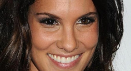 Daniela Ruah discusses her eye | News | Fans Share