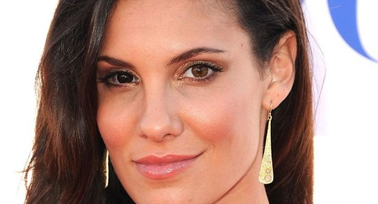Daniela Ruah's eyes are widely discussed issue