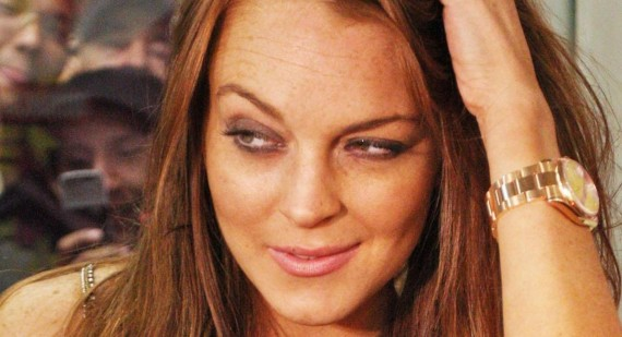 Why is Lindsay Lohan getting more attention than Gabriella Giffords?