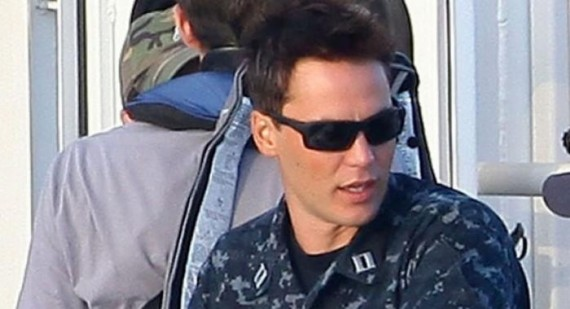 Taylor Kitsch talks Battleship