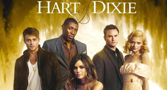 Rachel Bilson and Scott Porter discuss Hart of Dixie love triangle