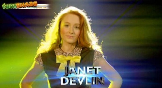 Janet Devlin's performance leaves judges speechless