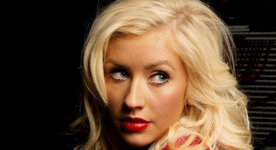 Christina Aguilera explains on-screen fighting with Adam Levine