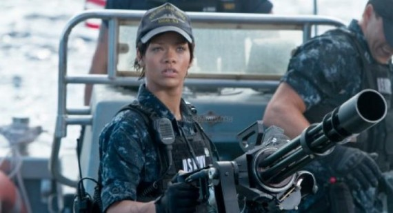 See more of Rihanna in new Battleship movie trailer