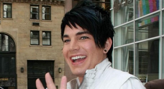 Adam Lambert: A celebrity people can truly look up to | News ...