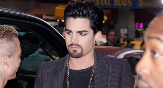 Adam Lambert appreciative of fans patience