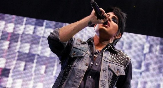 Adam Lambert discusses Trespassing concept