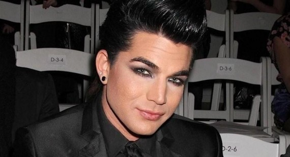 Adam Lambert is latest celebrity to give their view on US Presidential Election