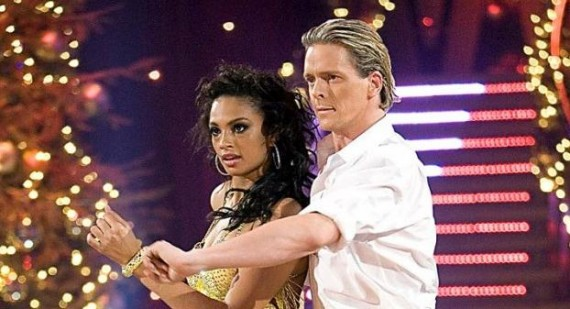 Alesha Dixon claims illegal betting took place on Strictly Come Dancing