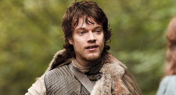 Alfie Allen discusses Theon Greyjoy Game of Thrones season two role