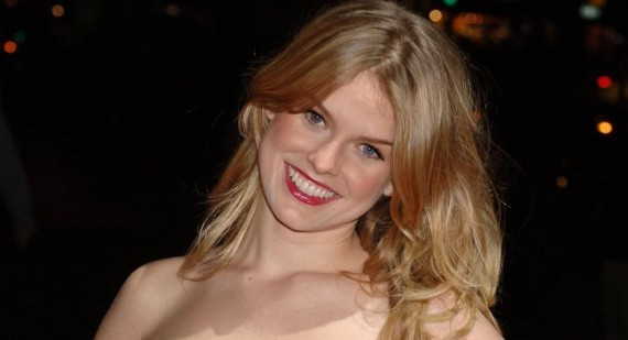 Alice Eve talks Star Trek 2