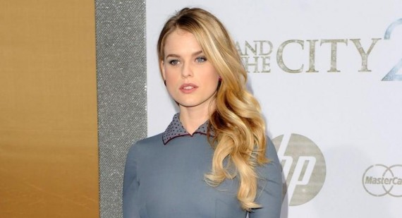 Alice Eve to star in Star Trek sequel