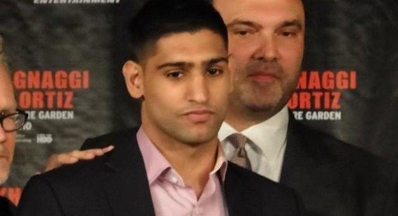 What will happen to Amir Khan now?