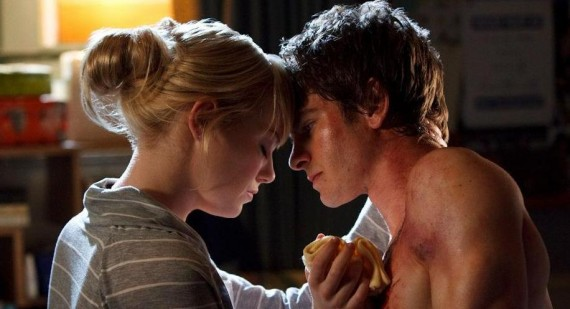 Andrew Garfield Reveals How He Fell For Spider-Man Co-Star Emma Stone