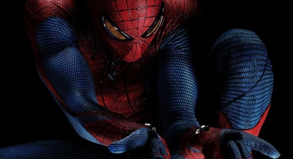 Andrew Garfield discusses first time wearing The Amazing Spider-Man costume on set