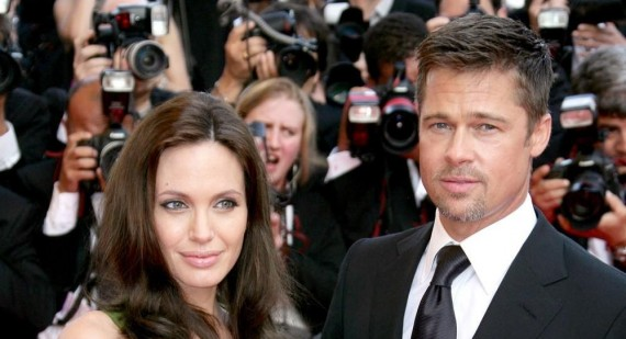 What is Angelina Jolie's real eye color?