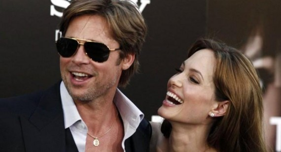 Angelina Jolie discusses Brad Pitt parenting skills