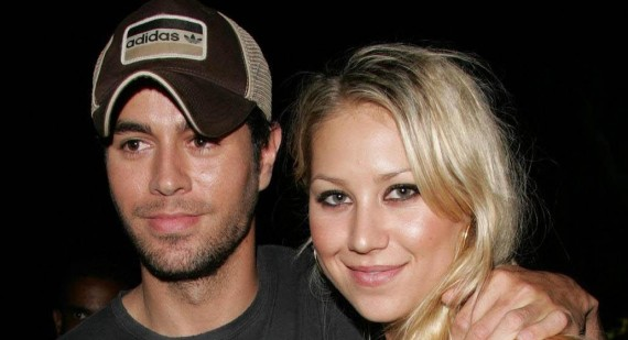Anna Kournikova and Enrique Iglesias in no hurry to marry