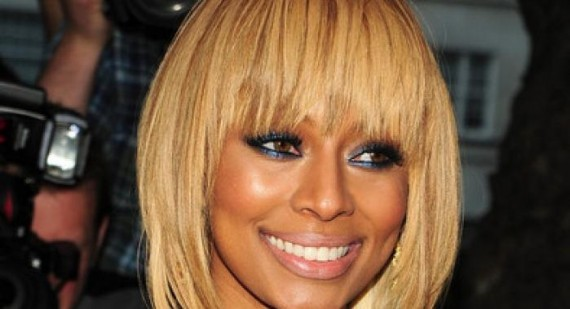 Pleasant Another Crazy Keri Hilson Hair Style News Fans Share Short Hairstyles For Black Women Fulllsitofus
