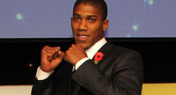 Anthony Joshua talks family backing