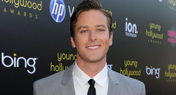Armie Hammer to play Batman in Justice League movie?