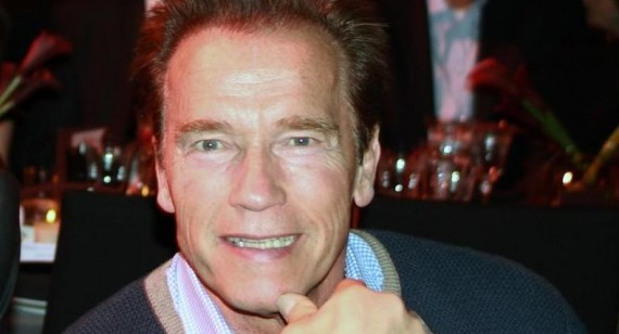 When did Arnold Schwarzenegger?