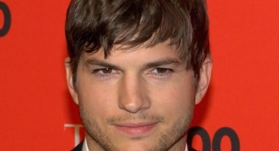 How is Ashton Kutcher doing in two and a half men?