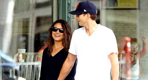 Ashton Kutcher and Mila Kunis to be engaged by Christmas