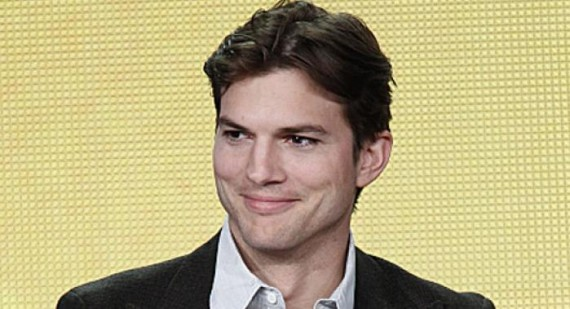 What did you think of Ashton Kutcher's debut on Two and a Half Men?
