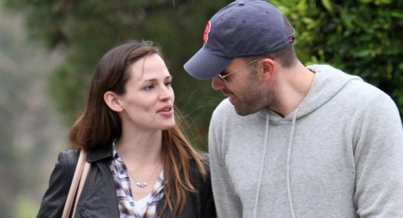 Ben Affleck reveals how he and Jennifer Garner romance in their relationship