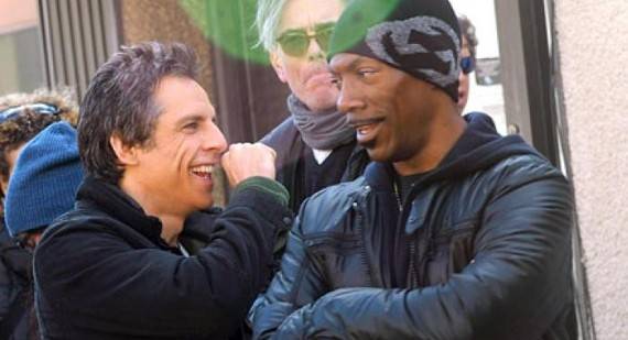 Ben Stiller, Eddie Murphy, Tower Heist trailer