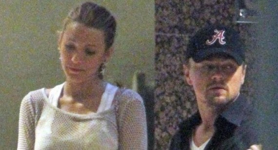 Blake Lively and Leonardo DiCaprio split?