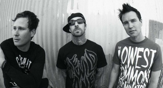 Blink-182 talk aliens and music