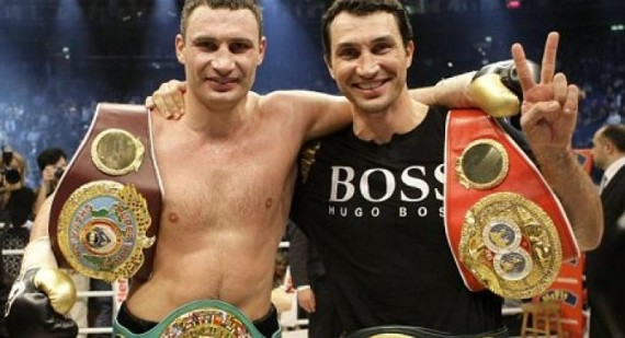 Boring Klitschko brothers luckiest heavyweight champions ever?
