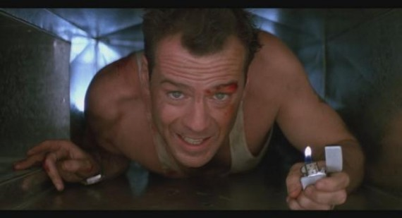 Bruce Willis, Die Hard 5 still happening