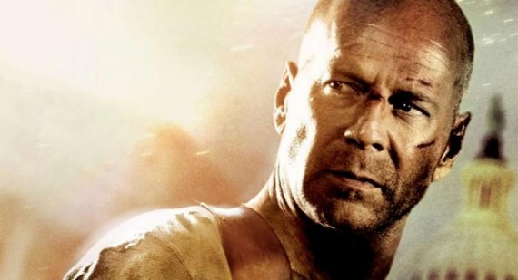 Bruce Willis discusses A Good Day to Die Hard risks
