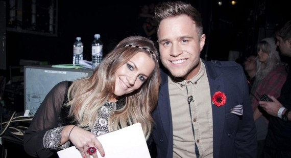Caroline Flack discusses the Gary Barlow and Tulisa Contostavlos X Factor war