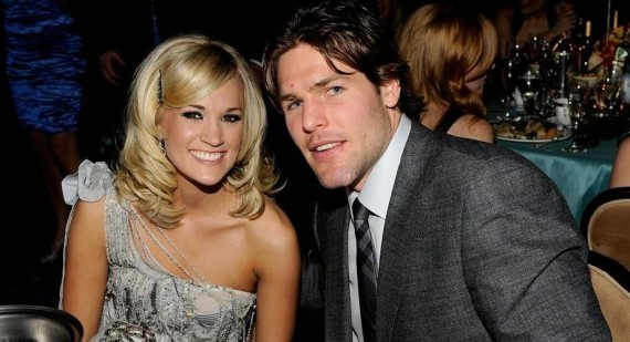 Carrie Underwood's husband Mike Fisher is spiritual man