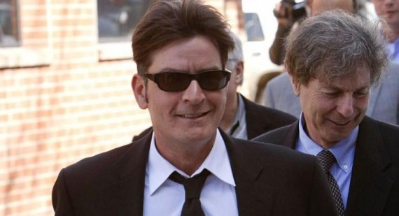 Why is Charlie Sheen blaming Rory Emerald for his colossal meltdown?