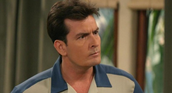 Why is Charlie Sheen the most paid actor on tv?