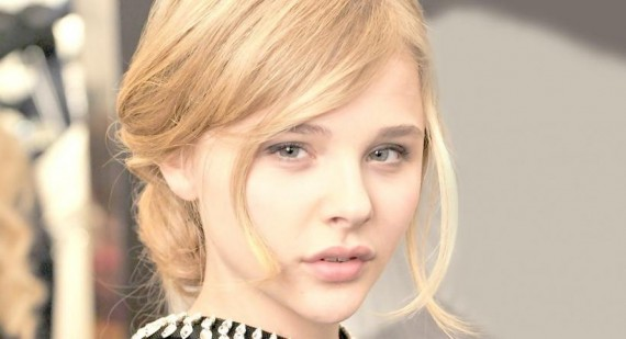 Chloe Moretz likes to keep her personal life separate from her professional life