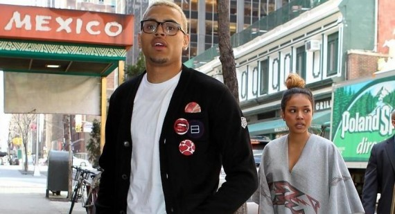 Chris Brown 'pays off Karrueche Tran' and discusses marriage with Rihanna