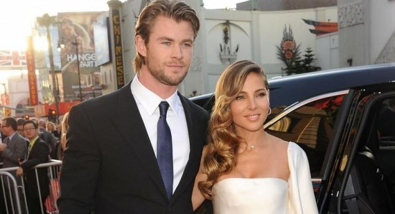 Chris Hemsworth and Elsa Pataky expecting first child