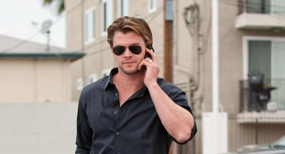 Chris Hemsworth chooses Team Gale over Team Peeta for Hunger Games