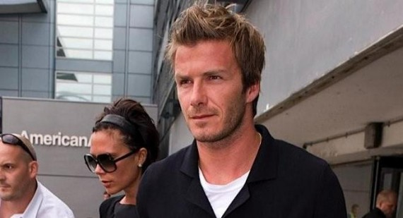 Chris Moyles tempts David Beckham to Leeds United