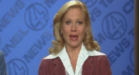 Christina Applegate to return for Anchorman 2