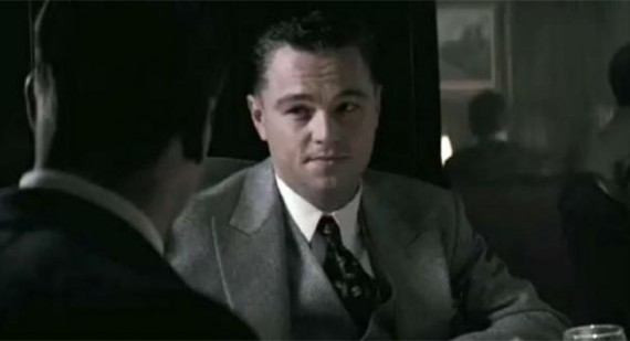 Clint Eastwood movie J. Edgar starring Leonardo DiCaprio Trailer